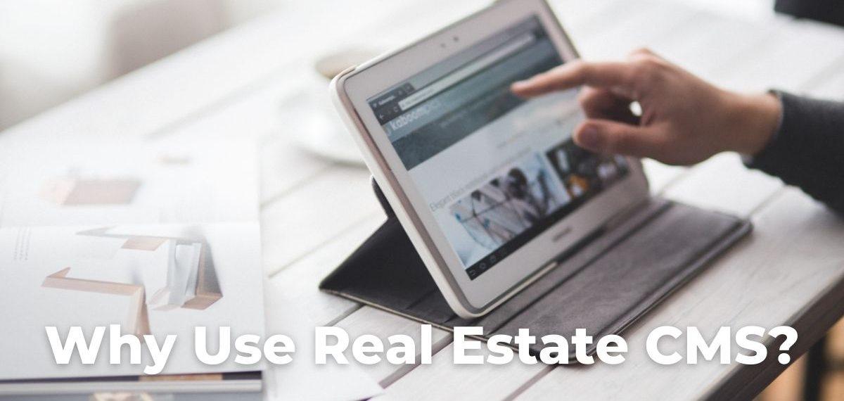Real Estate CMS_