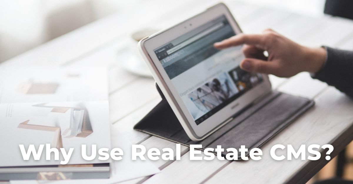 Real Estate CMS_